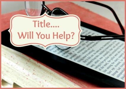 Book Status Update & Your Help